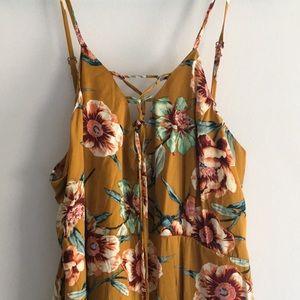 Floral summer dress- Target